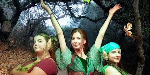 Espectáculo de magia 'La brujita Patri Zenner'