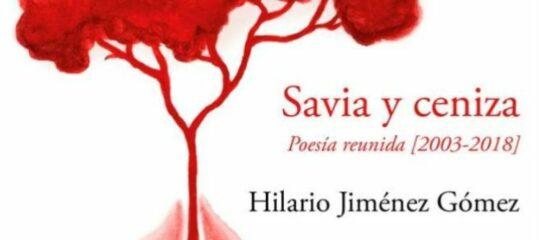 Presentación del libro 'Savia y ceniza'