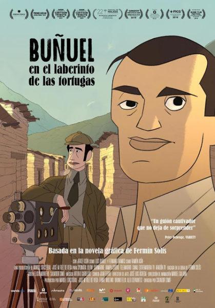 Proyección de 'Buñuel en el laberinto de las tortugas'