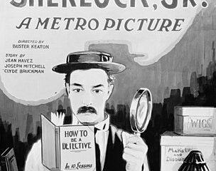 Proyección de 'El moderno Sherlock Holmes'
