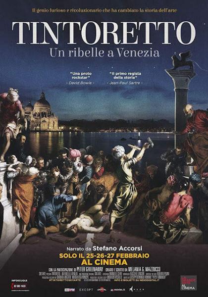 Cine con arte Tintoretto un rebelde en Venecia