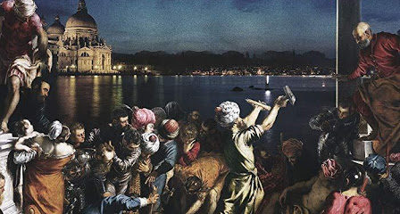 Cine con arte 'Tintoretto, un rebelde en Venecia'