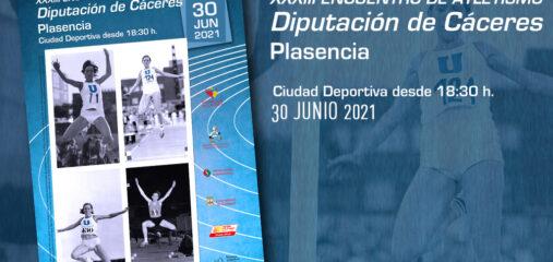 Abierto el plazo de inscripciones al XXXIII Encuentro de Atletismo Diputación...