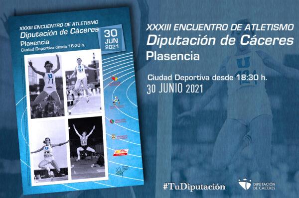 Atletismo Diputación Cáceres Plasencia