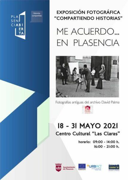 Exposición fotográfica Plasencia