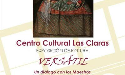 Exposición de pintura: Versátil, un diálogo con los maestros