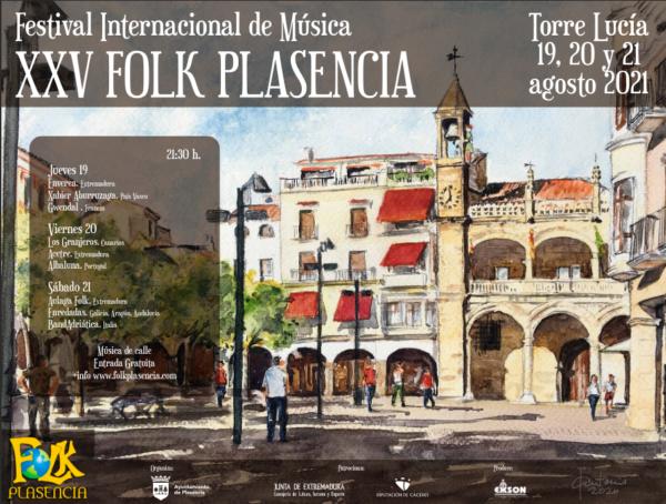 Festival Folk Plasencia