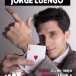 Descubriendo la magia con Jorge Luengo