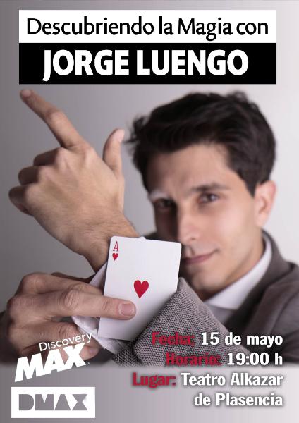 Magia Jorge Luengo Plasencia
