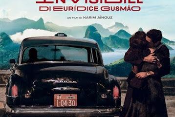 Proyección de 'La vida invisible de Euridice Gusmao'