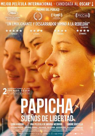 Proyección de Papicha