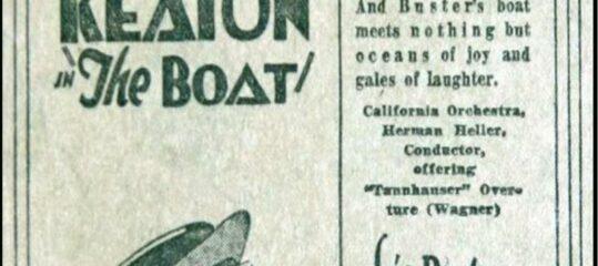 Proyección de «Una semana» y «La barca»