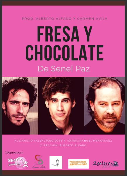 Teatro Fresa y Chocolate Plasencia