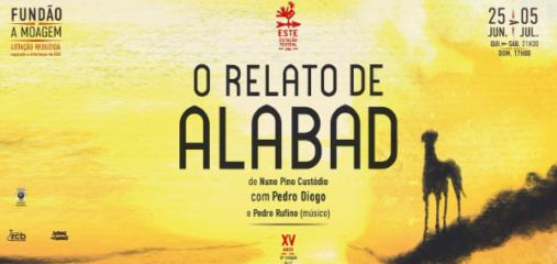 Teatro 'El testimonio de Alabad'