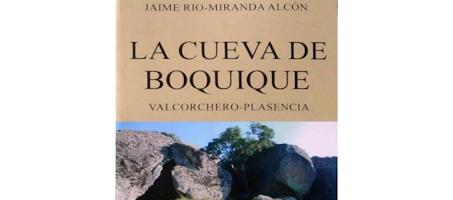 Presentación del libro 'La Cueva de Boquique'