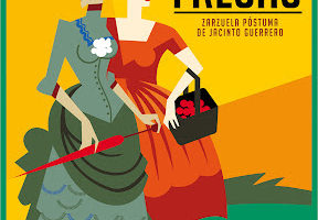 Obra de teatro 'El canastillo de fresas'
