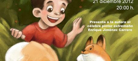 Presentación del libro 'Félix descubre el bosque'