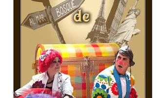 Obra de teatro infantil 'Las aventuras de Mandarina y Serafín'