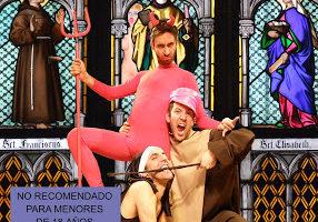 Obra de teatro 'Ora pro Bobis 2