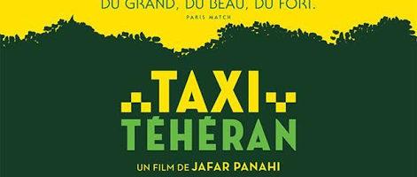Proyección de la peícula 'Taxi Teherán'