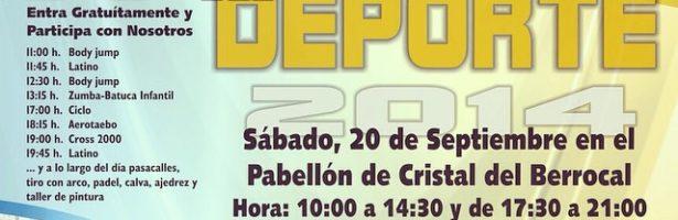 IV Feria del Deporte 2014