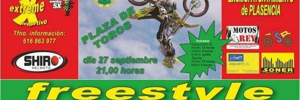 Freestyle Plasencia 2014