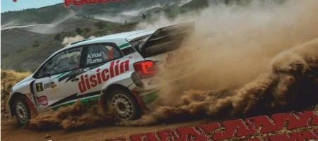 VII Rallye de Tierra Norte de Extremadura