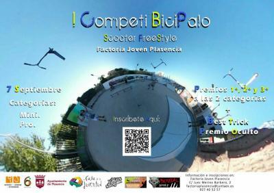 Competición BiciPalo Plasencia