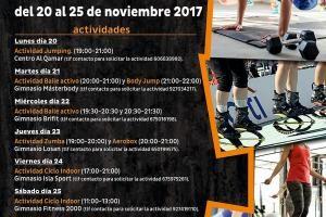 IV Semana del Fitness Plasencia 2017
