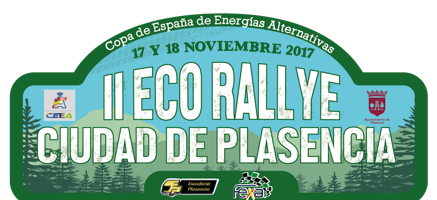 II Eco Rallye Ciudad de Plasencia