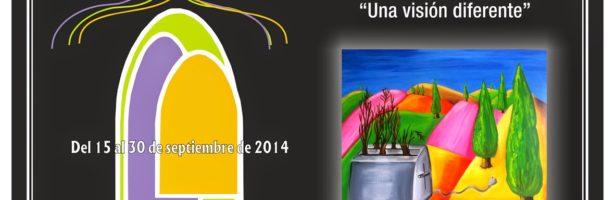 Exposición de pintura 'Una visión diferente del mundo'