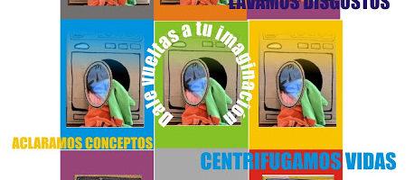 Exposición 'Lavadoras creativas'