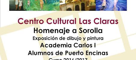 Exposición 'Homenaje a Sorolla'
