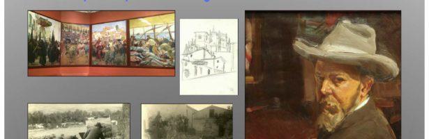 Conferencia 'Sorolla, Plasencia y la pintura cacereña de principio del...