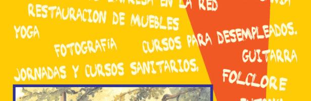 Plazo de inscripción a los cursos de la Universidad Popular
