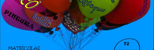 Cursos de la Universidad Popular de Plasencia 2014-2015