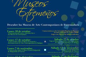 Curso 'Arte Contemporáneo y Museos Extremeños'
