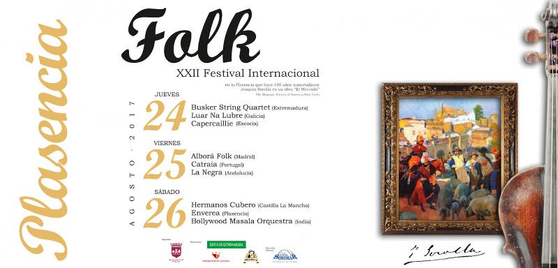 Festival Folk Plasencia 2017