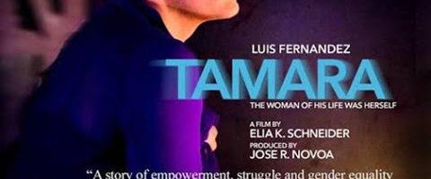 Proyección de 'Tamara'