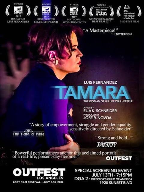 Proyección Tamara Plasencia