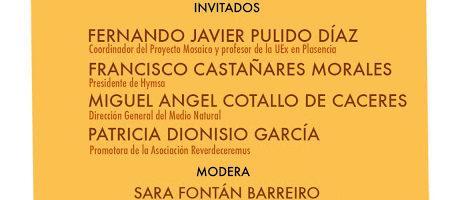 'Diálogos sostenibles, por una Extremadura libre de incendios'