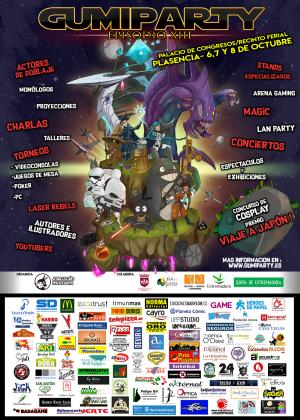Gumiparty Plasencia