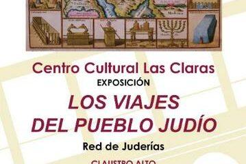 Exposición 'Los viajes del pueblo judío'