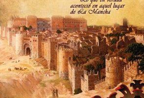 Presentación de la novela 'El manuscrito de Gaspar de Montiel'