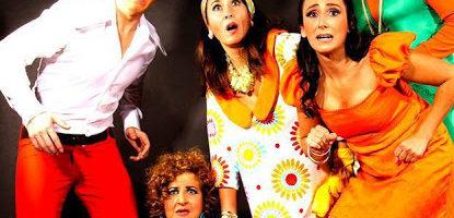 Obra de teatro musical 'Mi gran noche'