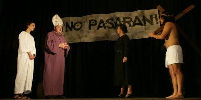Obra de teatro '¡No pasarán! Pasionaria'