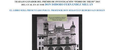 Presentación del libro 'Cargos y oficios en el Ayuntamiento de...