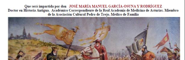 Conferencia 'La muerte del gran Rey Alfonso VIII de Castilla'