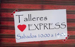 Talleres Express de 'Enrularte'