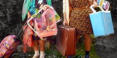 Comedia 'Paulina y Catalina, de oficio peregrinas'